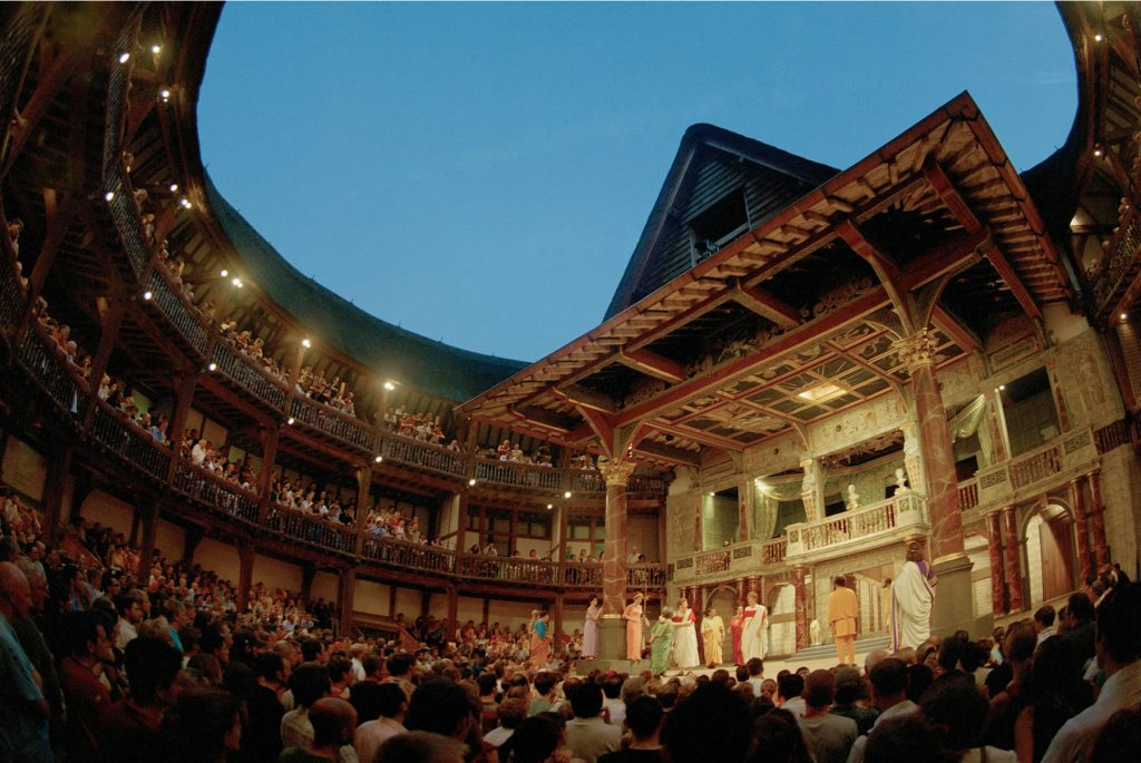 Shakespeare Facts - Globe Theater